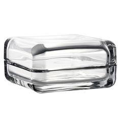 Iittala, vitriini box 108 x 108 mm, clear