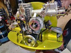 Buggy, Volkswagen, Bus Engine, Hot Vw, Beetle Car, Race Engines, Vw Cars, Vw Beetles, Cool Cars