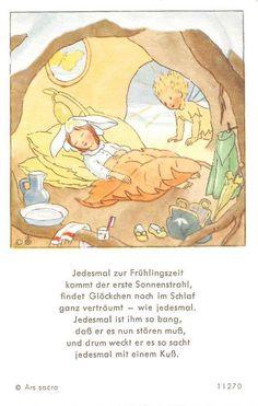"Fleißbildchen Heiligenbild Gebetbild IDA Bohatta Holycard"" H2486""   eBay"