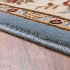 Traditional Area Rugs, Traditional Design, Blue Ivory, Beige, Jewel Tone Colors, Best Vacuum, Cheap Rugs, Area Rug Runners, Border Pattern