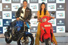 Salman & Parineeti Talk About Their Bike Rides