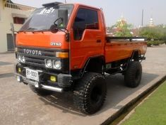 toyota dyna, maybe my next pickup? Toyota Dyna, Toyota 4x4, Toyota Trucks, Mini Trucks, Small Trucks, Cool Trucks, Pickup Trucks, Jeep Truck, Truck Camper