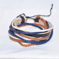 Multi-Strap Bracelet Wholesale Jewelry, Costume Jewelry, Band, Bracelets, Leather, Accessories, Sash, Ribbon, Bands