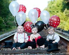 red bow tie suspenders  boys suspender set  by WillowRayneDesigns, $32.95