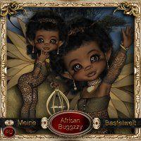 African Buggzzy [meine Bastelwelt] - $4.00 : LowBudgetScrapping