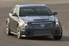 2012 Cadillac CTS-V Wagon Picture