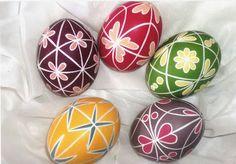 Handcraft Blog: Easter eggs