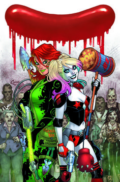 """Images for : Conner & Palmiotti on """"Harley Quinn's"""" Rebirth: """"If It Ain't Broke, Don't Fix It"""" 