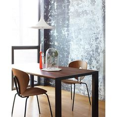 Stuadesign's Dened Wood Table - Minimal dining table - Interior Design