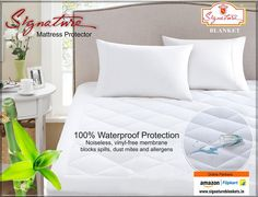 Pet Dander, Mattress Protector, Make Your Bed, Dust Mites, Allergies, Insects, Blanket, Pets