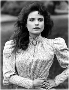 sigrid thornton - when younger, is the perfect match for Alice Campbell, great-granddaughter of Hector and Ness Campbell through their eldest son, John. Australian Dresses, Man From Snowy River, Beautiful People, Most Beautiful, Old Hairstyles, Victorian Steampunk, Perfect Match, Actors & Actresses, My Hair