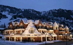 Hyatt Grand Aspen offers 53 residences ranging in size from one- to four-bedroom suites with 33 unique floor plans. The quality and luxury of the physical property, as well as the level of service pro...