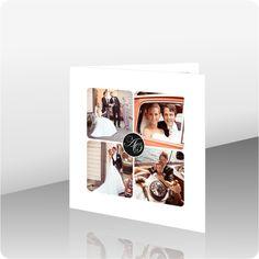 Takkekort bryllup - kortshop - produkter - Takkekort bryllup, 100006