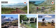 La fabrique à rêves de MountNPass : les destinations VTT, à la découverte d'une région ou d'un pays.