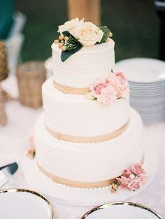 Romantic Gold + Blush Riverside Wedding Gallery - Style Me Pretty