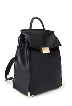 | Messenger bag | Faux Leather Backpack | FOREVER 21 - 1000083325