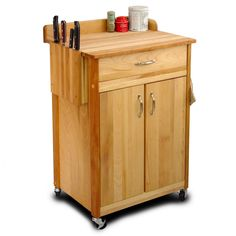 Luxury Kitchen Furniture Portable Kitchen Carts for Small Home : Amazing Kitchen Furniture Portable Kitchen Carts With Natural Hardwood Cart With Wheel And Knife Block For Portable Kitchen Island Target And Ikea Portable Kitchen Island
