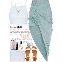 i just want a friend that shares the same music interest as me |5|14|15 by isabellacamaylaneverson on Polyvore featuring polyvore fashion style Topshop Helmut Lang 2b bebe MARC BY MARC JACOBS ASOS Allurez Bee Charming NARS Cosmetics Essie