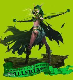 Alleria Windrunner
