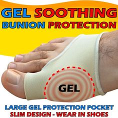 Gel Big Toe Bunion Protector - Get Pain Relief From Bunions, Blisters, Gout or Arthritis for a More Comfortable Walk has been published at http://www.discounted-beauty-products.com/2013/05/30/gel-big-toe-bunion-protector-get-pain-relief-from-bunions-blisters-gout-or-arthritis-for-a-more-comfortable-walk/