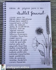 Reposted from - Se você tem pouco material para arrumar seu caderno, você precisa usar a criatividade! I just came across with the idea of starting my own bullet-doddled notebook-agenda so these are some taking notes patterns I've seen around and others
