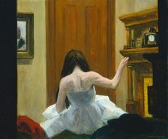 New York Interior - Edward Hopper