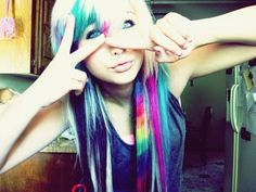 please no one freak out.....but i want my hair to look like this.....