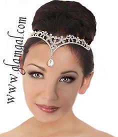 Headpieces For Brides chains | bridal headpieces wedding veils jewelry hairpins purses bridal gloves ...