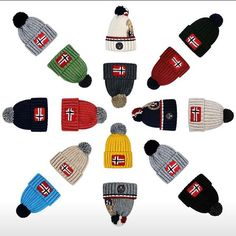 'Tis the season for Napapijri Semiury wool hats! This Winter must-have is sure to please anyone on your holiday gift list!