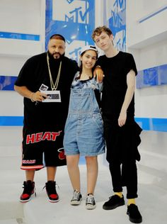 Troye Sivan, Alessia Cara and Dj Khaled