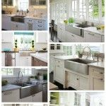 Stainless Steel Farmhouse Style Sink Inspiration