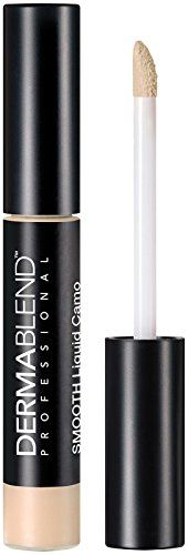 Dermablend Smooth Liquid Camo Concealer, Biscuit, 0.2 Fluid Ounce >>> Continue to the product at the image link.