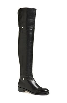 5154e2a2b13 Crushing on these Jimmy Choo over-the-knee biker boots! Dream Shoes