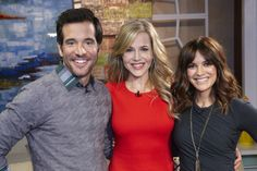 Julie Benz joins JD and Rebecca on The Better Show.