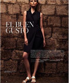 Revista Mujer, La Tercera. 10 de enero, 2016.