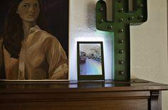 Leuchte deine Wohnung mit diesen unglaublichen Fotorahmen auf! - DIY leuchtender Fotorahmen