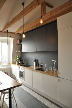 Kitchen Renovation of an Apartment in Paris by Atelier DCCP (32)