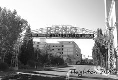 """The """"Old"""" Reno Sign"""