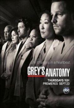 Poster van Grey's Anatomy