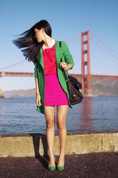 Golden Gate Girl
