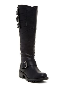 Sanda High Boot