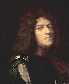 Purported Self-Portrait of Giorgione a.k.a. Giorgio Barberelli da Castelfranco