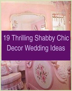 Shabby stylish style was born in the 1980s and is getting increasingly more popularity in the world of interior decorations at the minute. Shabby chic... Shabby Chic Room Decor, Shabby Chic Colors, Shabby Chic Bedrooms, Bedroom Decor, White Washed Furniture, Sequin Cushion, Wall Accessories, World Of Interiors, Soft Furnishings