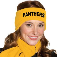Check out the deal on Cheerleading Headband Fleece Custom Lettering at Spirit Accessories