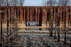 Rafael Aranda, Carme Pigem and Ramon Vilalta Win the 2017 Pritzker Architecture Prize - Architizer