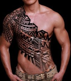 Tatuajes Samoanaos... Cheeeeehooo!... Love me some Samoan tattoos..Reminds me of home ;)