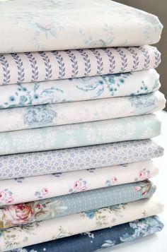 Tilda Fabric in Pastel Blue http://de.dawanda.com/shop/sweetamaliawetzel