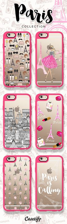 Paris is always a good idea. Tap this link to shop the cases featured above: https://www.casetify.com/search?keyword=paris | @casetify