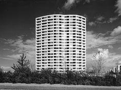 Aalto Hochhaus, Bremen Germany (1958-62) | Alvar Aalto