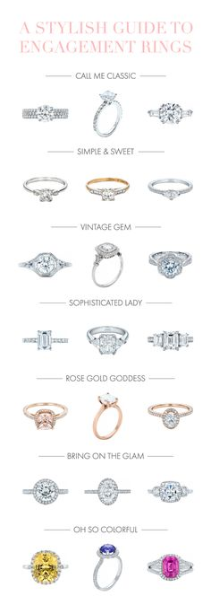 Joseph Jewelry | Find the Perfect Engagement Ring | Bridal Musings